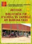 """Aktioun """"Bibliothéik fir d'Schoul vu Zambélé"""""""