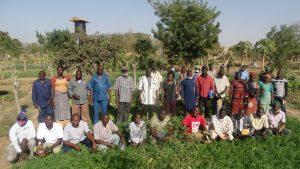 Participants de la visite